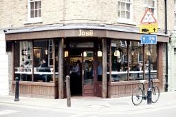 José, Bermondsey, London.